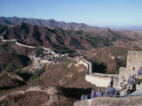 Great Wall of China, UNESCO World Heritage Site, China Photographic Print by Ursula Gahwiler