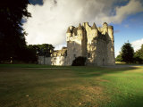 Castle Fraser, Dating from 16th Century, Dunecht, Aberdeenshire, Scotland, United Kingdom, Europe Photographic Print by Patrick Dieudonne