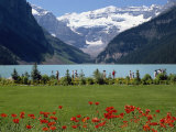 Lake Louise, Banff National Park, UNESCO World Heritage Site, Rocky Mountains, Alberta, Canada, Photographic Print