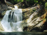 Josephine Falls Near Babinda, Queensland, Australia Photographic Print by Robert Francis