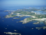 Bryher, Isles of Scilly, United Kingdom, Europe Photographic Print by Robert Harding