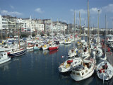 Harbour, St. Peter Port, Guernsey, Channel Islands, United Kingdom, Europe Photographic Print by Jennifer Fry