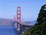 Golden Gate Bridge, San Francisco, California, United States of America, North America Photographic Print by Nigel Francis