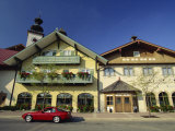 Bavarian Inn Lodge, in the German Style Town of Frankenmuth, Little Bavaria, Michigan, USA Photographic Print by Robert Francis