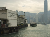 Tsim Sha Tsui Star Ferry Terminal, Kowloon, Hong Kong, China Photographic Print by Amanda Hall