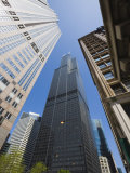 Sears Tower, Chicago, Illinois, United States of America, North America Photographic Print by Amanda Hall