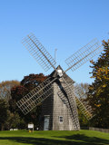 Old Hook Windmill, East Hampton, the Hamptons, Long Island, New York State, USA Photographic Print by Robert Harding