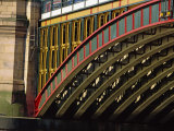 Bridge Detail, London, England, United Kingdom, Europe Photographic Print by Tim Hall