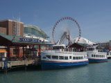 Navy Pier, Chicago, Illinois, United States of America, North America Photographic Print by Robert Harding