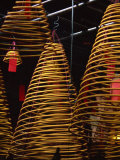 Coils of Incense in Hong Kong, China Photographic Print by Tim Hall