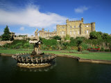 Culzean Castle, Dating from 18th Century, Architect Robert Adam, Ayrshire, Scotland, United Kingdom Photographic Print by Patrick Dieudonne