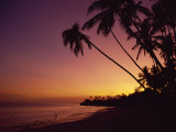 Alona Beach, Island of Panglao, Off the Coast of Bohol, the Philippines, Southeast Asia Photographic Print by Robert Francis