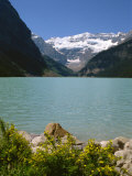 Lake Louise, Banff National Park, UNESCO World Heritage Site, Rocky Mountains, Alberta, Canada Photographic Print by Robert Harding