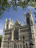 Facade of the Nidarosdomen Og Cathedral, Trondheim, Norway, Scandinavia, Europe Photographic Print by James Emmerson