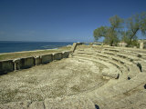 Roman Theatre Dating from the 3rd Century AD, Byblos, Lebanon, Middle East Photographic Print by Ursula Gahwiler