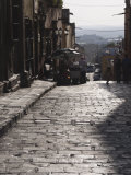 Street Scene, San Miguel De Allende, Guanajuato State, Mexico, North America Photographic Print by Robert Harding