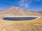Los Flamencos National Reserve, Atacama Desert, Antofagasta Region, Norte Grande, Chile Photographic Print by Gavin Hellier