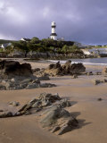 Dunagree Point Lighthouse, Inishoven Peninsula, County Donegal, Ulster, Republic of Ireland, Europe Photographic Print by Patrick Dieudonne