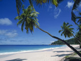 Anse Intedance, Mahe, Seychelles, Indian Ocean, Africa Photographic Print by Robert Harding