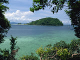 Pulau Mamutik Islands in Tunku Abdul Rahman Park, Sabah, Borneo, Malaysia, Southeast Asia Photographic Print by Robert Francis