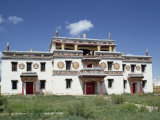 Guest Palace, Karakorum, Mongolia, Central Asia Photographic Print by Ursula Gahwiler