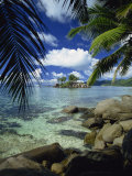 Seychelles, Indian Ocean, Africa Photographic Print by Harding Robert