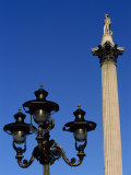 Nelson's Column, Trafalgar Square, London, England, United Kingdom, Europe Photographic Print by Tim Hall