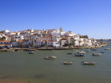 Ferragudo, Algarve, Portugal, Europe Photographic Print by Amanda Hall