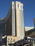 Venetian Hotel on the Strip, Las Vegas, Nevada, USA Photographic Print by Robert Harding