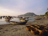 Bai Truoc Front Beach, Vung Tau Town, Saigon, Vietnam, Indochina, Southeast Asia Photographic Print by Alain Evrard