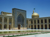 Shrine of Imam Reza, Mashad, Iran, Middle East Photographic Print by Harding Robert