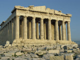 Parthenon, the Acropolis, UNESCO World Heritage Site, Athens, Greece, Europe Photographic Print by James Green