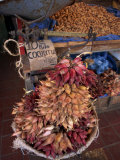 Tequila Fruit for Sale on a Stall in Mexico, North America Photographic Print by Michelle Garrett