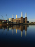 Battersea Power Station, London, England, United Kingdom, Europe Photographic Print by Tim Hall