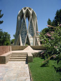Tomb of Omar Khayyam, Iran, Middle East Photographic Print by Robert Harding