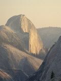 Half Dome at Sunset, Olmsted Point, Yosemite National Park, California, USA Photographic Print by James Hager