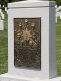 Space Shuttle Challenger Memorial, Arlington National Cemetery, Arlington, Virginia, USA, Photographic Print
