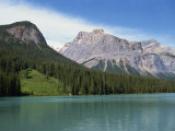 Emerald Lake, Yoho National Park, Rocky Mountains, British Columbia, Canada Photographic Print by Robert Harding