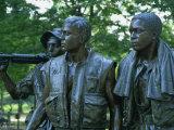 Vietnam Veterans Memorial, Washington D.C. United States of America, North America Photographic Print by Hodson Jonathan