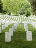 Arlington National Cemetery, Arlington, Virginia, United States of America, North America Photographic Print by Robert Harding