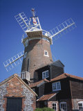 Cley Mill, Cley Next the Sea, Norfolk, England, United Kingdom, Europe Photographic Print by Hunter David