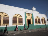 Hamoudi Mosque in the European Quarter of Djibouti City, Djibouti, Africa Photographic Print by Mcconnell Andrew