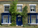 Front of a House in Pickering, North Yorkshire, England, United Kingdom, Europe Photographic Print by Hodson Jonathan
