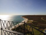 View from Montauk Point Lighthouse, Montauk, Long Island, New York State, USA Photographic Print by Robert Harding