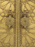 Architectural Detail, Royal Palace, Fez, Morocco, North Africa, Africa Photographic Print by Robert Harding