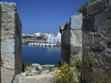 View from Knights Castle, Kos, Dodecanese, Greek Islands, Greece, Europe Photographic Print by Jenner Michael