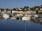 Camaret Harbour, Brittany, France, Europe Photographic Print by Lomax David