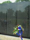 Vietnam War Memorial, Washington D.C., United States of America, North America Fotografisk trykk av Harding Robert