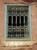 Detail of Window, Taroudannt, Morocco, North Africa, Africa Photographic Print by Hodson Jonathan