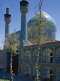 Madrasah-Ye Chahar Bagh, Isfahan, Iran, Middle East Photographic Print by Harding Robert